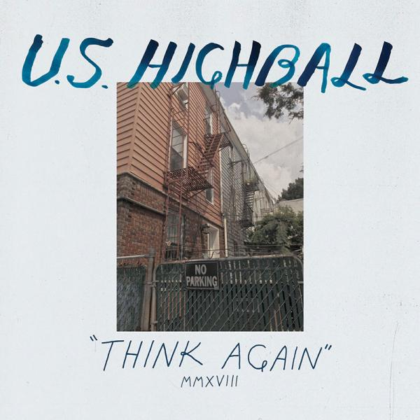 US Highball Think Again Punk Rock Theory