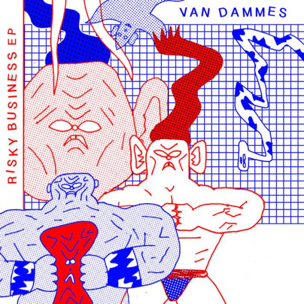 Van Dammes Risky Business Punk Rock Theory