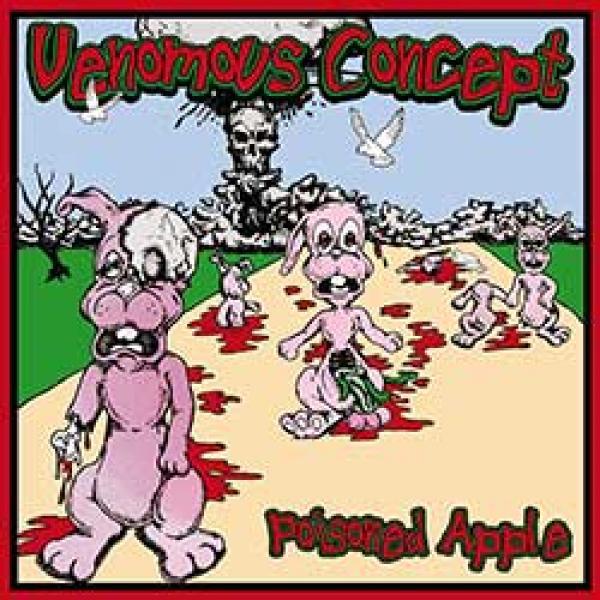Venomous Concept – Poisoned Apple