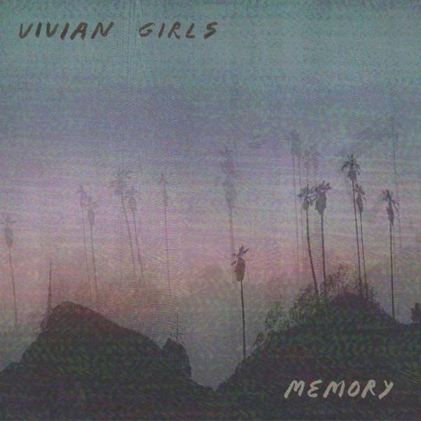 Vivian Girls Memory Punk Rock Theory