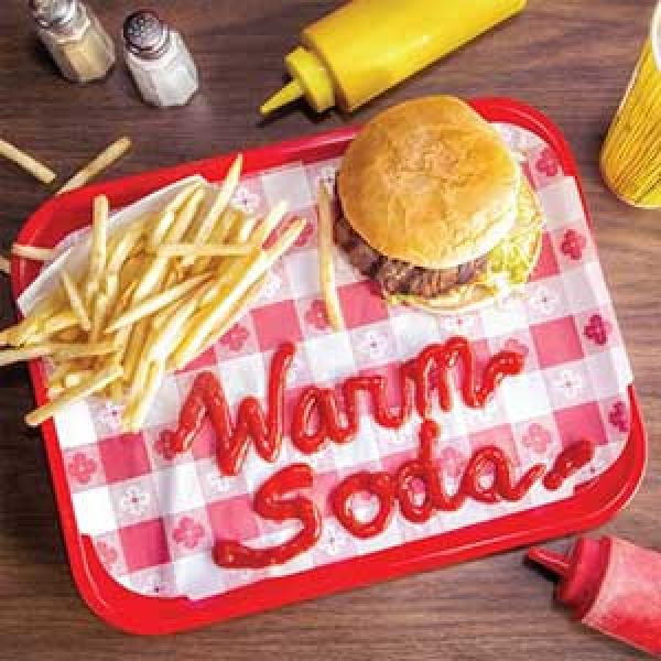 Warm Soda – Symbolic Dream