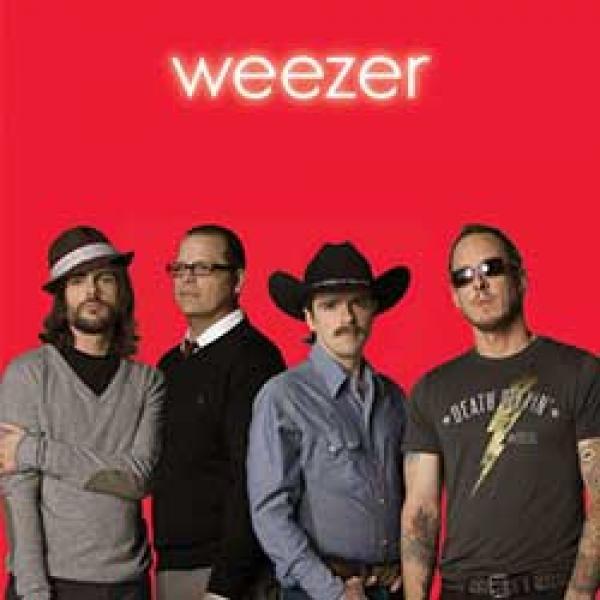 Weezer – The Red Album
