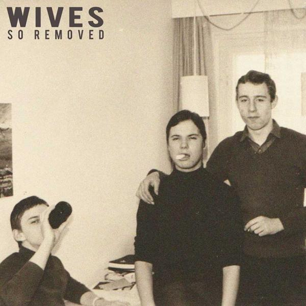 WIVES So Removed Punk Rock Theory