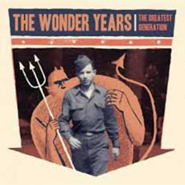 wonder years greatest generation album cover