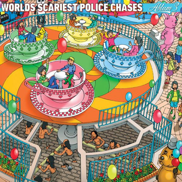 World's Scariest Police Chases Ablum 3 Punk Rock Theory
